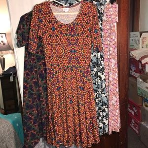 Lot of 4 size M LLR items including 2 maxi skirts!
